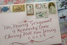 Mail Art & Journals