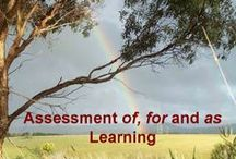Assessment of, for, as Learning / by Wendy Olson