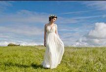 Collection 2014 / Atelier de création sur mesure robes de mariée à St Emilion (France) www.confidentiel-creation.fr