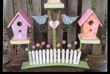 Art ~ Birds & Birdhouses / by Veronica Frontz