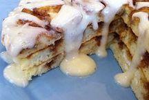 Breakfast foods / by Laurie Landry