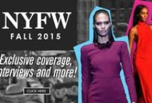 Fashion Week Glamour / Fashion week coverage and happenings