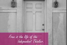 Open the Door Inspiration