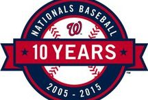 Nationals at 10: Baseball Makes News / In partnership with the Washington Nationals, the Newseum presents a new exhibit spotlighting 10 memorable media moments of the Nationals' first decade in the nation's capital .