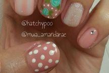 Nails :) / Nails, Manicures, and Nail Art / by Amanda Hatch