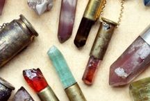 Jewelry supplies / #worldofwomble  / by Kelly Womble