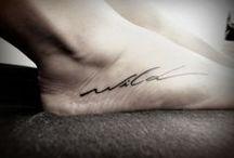 Tattoos!! :)) / by Kristen Buckley