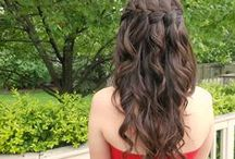 hair / by signora z