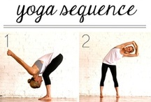 yoga / by Kate Potter