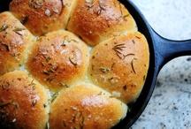 Bread, Rolls & Popovers, Focaccia  / by Susan Kann Haas