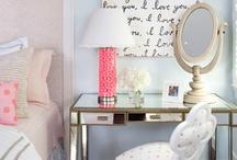 Tween Room Ideas / by Niki Miller-O'brien