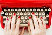 "Write Yourself Alive! / ""If my doctor told me I had only six minutes to live, I wouldn't brood. I'd type a little faster."" ~ Isaac Asimov 