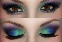 make*up / Beautiful make-up techniques! I can't wait to try some of the ones that I have pinned. / by Vanessa Stade