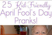 April Fools / by Niki Miller-O'brien