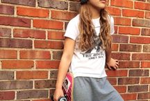 Girls fashion / Girls fashion and trends