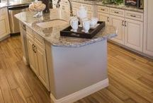 kitchen  / Good kitchen designs that will make the kitchen in your house the place where you will want to entertain and have people come over just so you can use it! / by Vanessa Stade