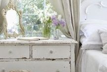 Shabby is beautiful ❧ / A touch of retro charm to our home...