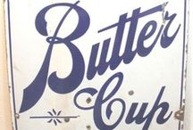 < BUTTER > / by Joan Wack