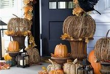 Thanksgiving / yummy paleo recipes and Harvest Decor! / by Tina Guillemette