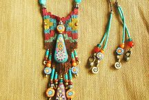 Tribal and Boho Jewelry Inspirations / by Aimee Re