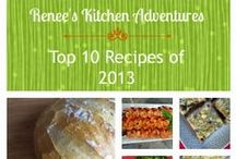 Recipe Round Ups! / Collections of delicious recipes and other goodies!