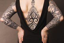 body ink: pattern / by Wendy Wiland