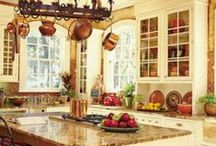 Kitchens  / The warm heart of the house
