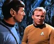 Trekkie, Yes I am! / I have been a Trekkie for decades. Since TOS. TOS, TNG and Voyager are my favorite. I have really enjoyed the new Star Trek Movies too showing the Young Captain Kirk and Mr. Spock.