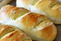Baking Bread / I love Bread, All Bread, give me those carbs. These are a ton of baking bread ideas