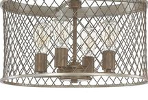 Forecasting 2015: Metallic Mesh / One of the newest trends from 2015 market...perforated metal designs! #metals #mesh #chainmail #jute #lighting #trends #2015