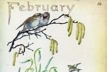 February is... / ...suspended between the freezing winter and pleasant spring