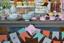 DIY Paper Banner / The steps to making a beautiful yet simple Paper Banner for your next party