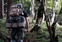 Survival-prepper gears tactical