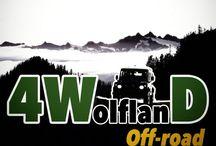 4WolflanD Off-road / Le nostre uscite, le nostre esperienze, le nostre auto, i luoghi, i panorami, gli sterrati.