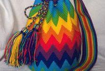 roboty druciane (knitting)