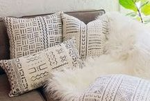 Bedroom Decor / Give your bedroom a design-savvy boost.