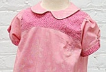 Girl's Clothes Tutorials & Ideas / by Heather Lovell