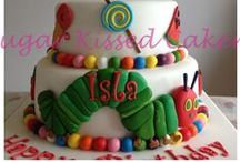 Unique Kids Birthday Cakes / This is just one of our three boards on Pinterest with amazing kids birthday cakes. With over a thousand cakes on each board, you're sure to find a cake in every birthday theme imaginable for both boys and girls from first birthday up to teen birthday!