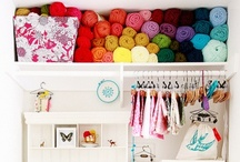 Inspiring Craft Rooms / by Leilani Gilcrease