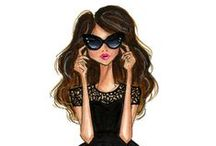 "Fashionista / Date Night & Weekend Brunch Dates  ""I Don't Do Fashion, I am Fashion"" - Coco Chanel / by Gabie A"