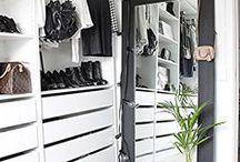 Dressing Room / walk in closet / closet inspiration, future closet