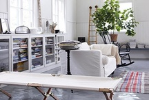 Interiors and Different Spaces / by Nadia Ispwich