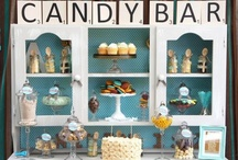 .candy buffet. / by The Event Expert