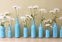 .vases. / by The Event Expert