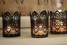 .candles. / by The Event Expert