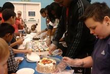 Cakes / We like cakes!
