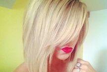 Hair / by Alexandria McCreary