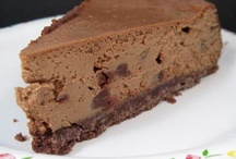 Sweet Stuff / Sweet treats from pies and cakes to cookies and bars. Just a lot of recipes that I think look yummy!