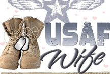 Military Spouse Central Scavenger Hunt, Pin to Win! / by Mel ShoeLover