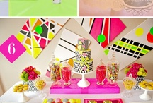 **ARIELLE'S 12th BDAY Party Ideas / by Mel ShoeLover